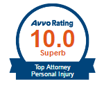 Accolade Avvo Rating 10.0 Superb