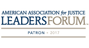 American Association for Justice Leaders Forum 2017