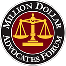 Accolade Million Dollar Advocates Forum
