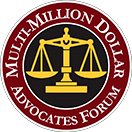 Accolade Multi-million Dollar Advocates Forum